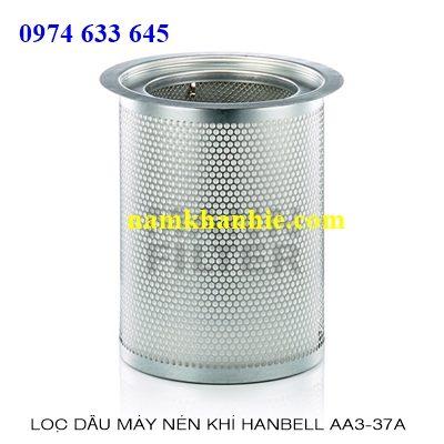 Lọc tách dầu máy nén khi Hanbell AA37-A