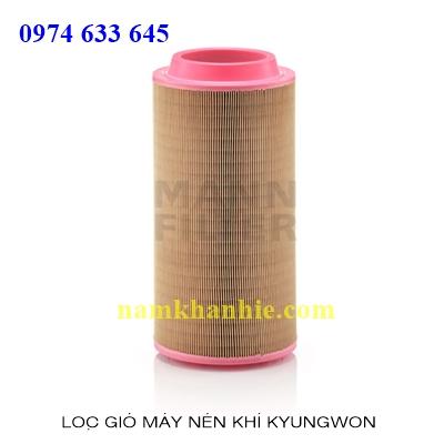 Lọc gió máy nén khí Kyungwon AS76