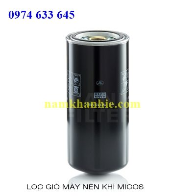 Lọc dầu máy nén khí Micos 55