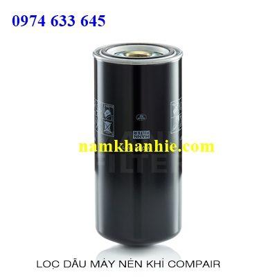 Lọc dầu máy nén khi Compair L37S, L45, L45S, L55, L75, L75S