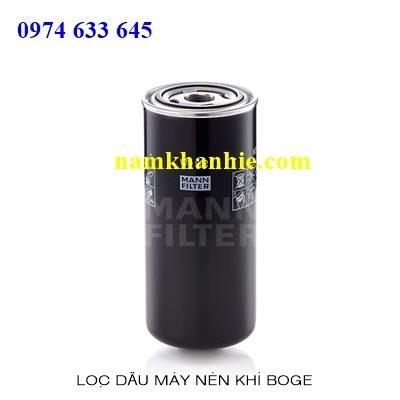 Lọc dầu máy nén khi Boge558000303