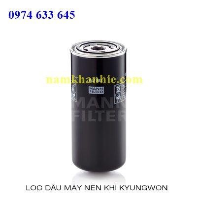 Lọc dầu máy nén khí Kyungwon
