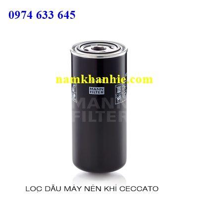 Lọc dầu dầu máy nén khi Ceccato930589,930697,640608