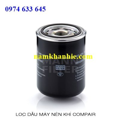 Lọc dầu máy nén khi Compair L22S, L30, L37