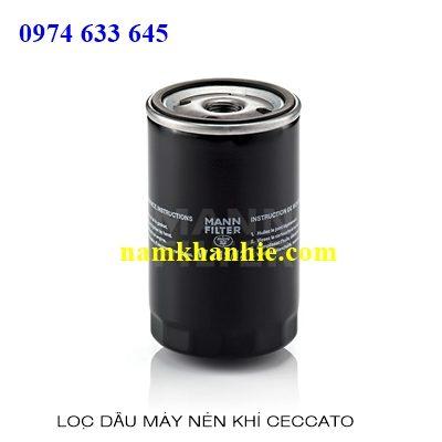 Lọc dầu dầu máy nén khi Ceccato941123,640509,641123,