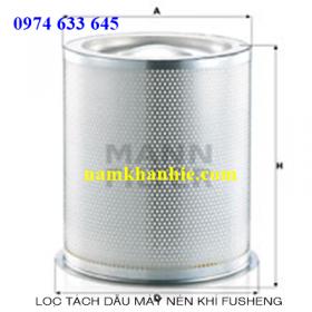 Lọc tách dầu máy nén khí Fusheng SA90