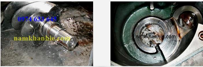 Sự cần thiết của việc sửa chữa đại tu máy nén khí trong một thời gian nhất định