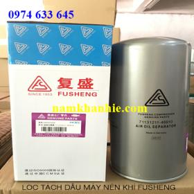 lọc tách dầu máy nén khí fusheng 71131211-46910