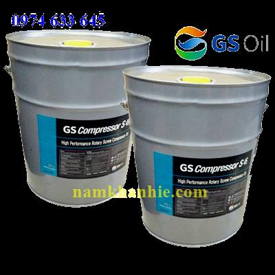 Lọc tách dầu máy nén khi Kyungwon AS51