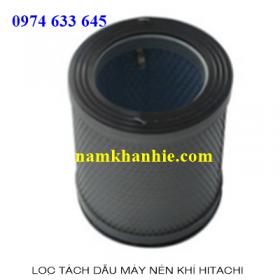 Lọc tách dầu máy nén khi Hitachi OSP-11U5A-15U5A
