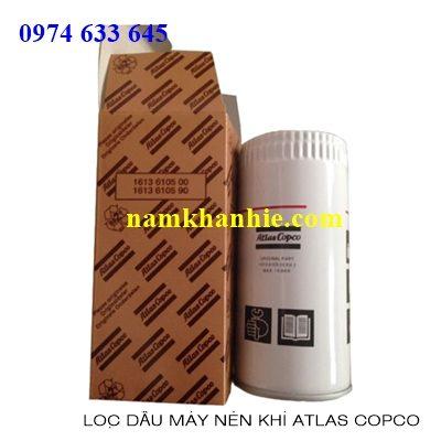 Lọc dầu máy nén khi Atlas Copco GA11, GA15, GA18, GA22, GA30, GA37, GA45, GA55