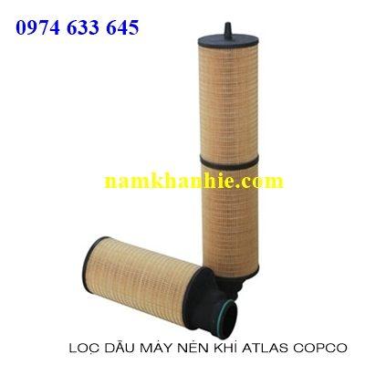 Lọc dầu máy nén khi Atlas Copco GA37+, GA37 VSD, GA37, GA45+, GA45,