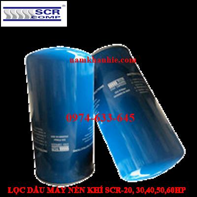 Lọc dầu máy nén khí SCR-7.5M, SCR-7.5D, SCR-10M/D.