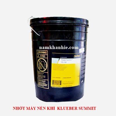 Nhớt máy nén khí Klueber summit Ps 150