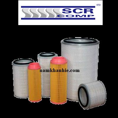 Lọc gió máy nén khí SCR - 7.5-10M/D. P/N:25100010-001