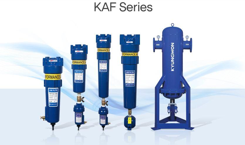 Lọc khí Kyungwon model: KAF