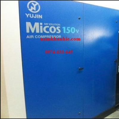 Bảo dưỡng máy nén khí Micos 150
