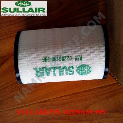 Lọc dầu máy nén khí Sullair 02250139-995